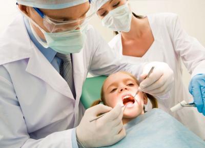 La primer visita del niño al dentista