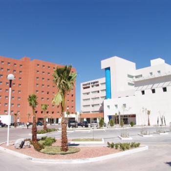 Hospital Ángeles Ciudad Juárez