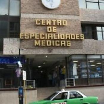 Centro de Especialidades Médicas Santa Teresa