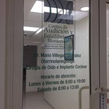 Centro de Audición y Equilibrio de Monterrey