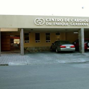 Centro de Cardiología Dr. Enrique Guadiana