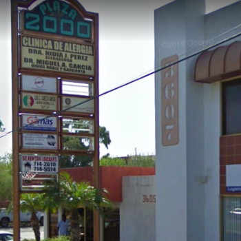 Clínica de Alergias y Otorrinolaringología, Nuevo Laredo
