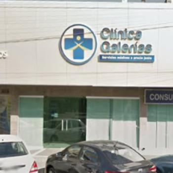 Clínica Galerias