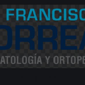 Traumatología y Ortopedia Dr. Francisco Correa