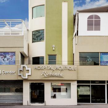 Hospital Boutique Riobamba