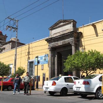 Unidad Hospitalaria Fray Antonio Alcalde (Antiguo Hospital Civil)