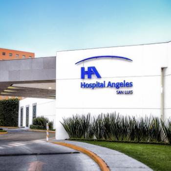 Hospital Ángeles Centro Médico del Potosí