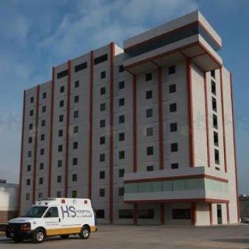 Hospital de Especialidades Médicas de la Salud