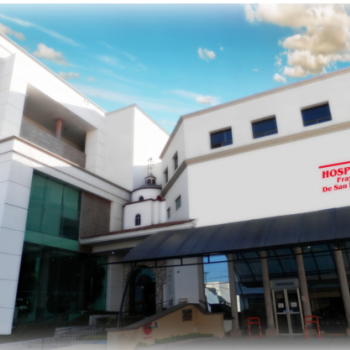 Hospital Fray Juan de San Miguel