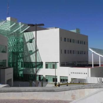 Hospital General Zacatecas Luz González Cosio