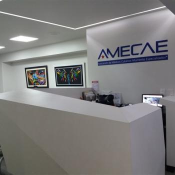 AMECAE- Asociación de Médicos Cubanos Altamente Especializados