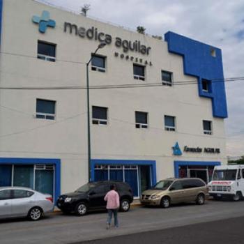 Médica Aguilar Hospital