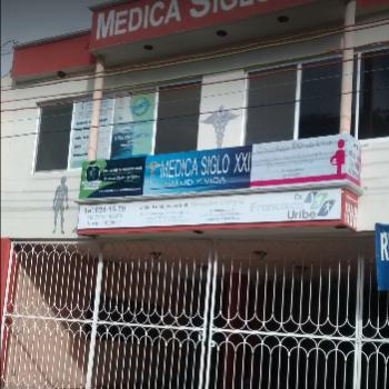 Médica Siglo XXI