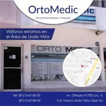 Ortomédic Centro de Ortopedia y Rehabilitación Física