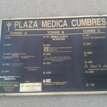 Plaza Médica Cumbres