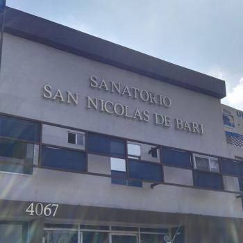 Sanatorio San Nicolás de Bari