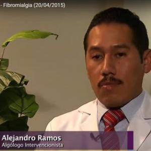Dr. Alejandro Ramos Alaniz - Algólogo, Anestesiólogo, Especialista en Manejo del Dolor