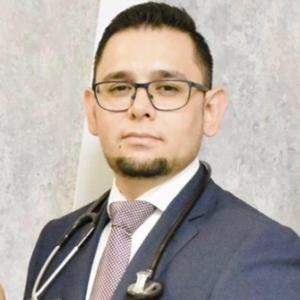 Dr. Daniel Frías Fierro - Cardiólogo