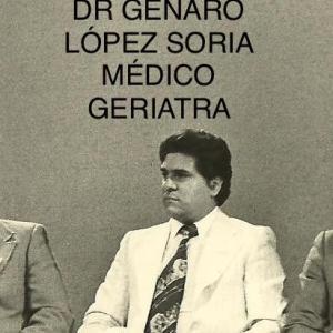 Dr. Genaro López Soria - Geriatra