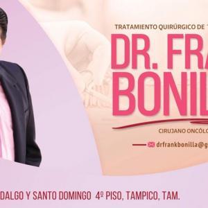 Dr. Luis Frank Bonilla Martinez - Oncólogo Cirujano