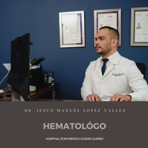 Dr. Jesús M. López Valles - Hematólogo