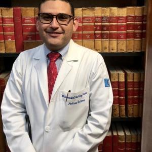Dr. Armando Jezael Martínez Rueda - Internista