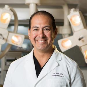 Dr. José Jorge Espinosa Loera - Especialista en Cirugía General