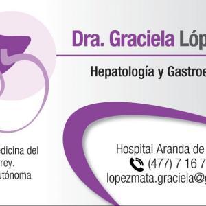 Dra. Graciela López Mata - Gastroenterólogo