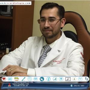Dr. César Eduardo Hernández Fonseca - Cardiólogo