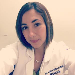 Dra. Fabiola Hanssen Carrion - Neumólogo