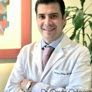 Dr. Omar Ortega Garcia  - Oncólogo Cirujano