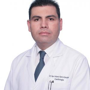 Dr. Guadalupe Antonio García González - Cardiólogo