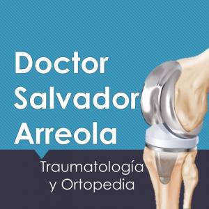 Dr. Juan Salvador Arreola Gómez - Traumatólogo y Ortopedista
