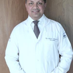 Dr. Alfonso Ramírez Gorostiza - Otorrinolaringólogo