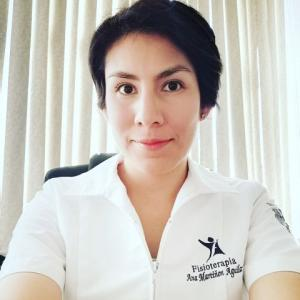 Lic. Ana Lourdes Martiñón Aguilar - Fisioterapia