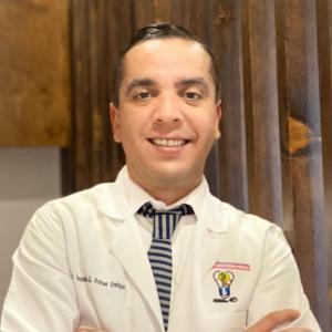Dr. Rafael Enrique Gastelum Quintero - Traumatólogo y Ortopedista