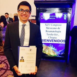 Dr. Miguel Angel Ortiz Villalvazo - Reumatólogo