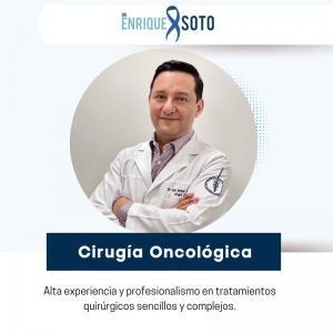 Dr. Luis Enrique Soto Ortega - Oncólogo Cirujano