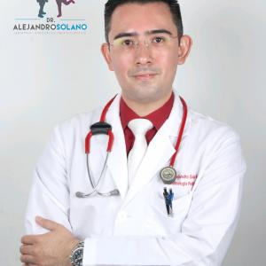 Dr. Manuel Alejandro Solano Morales - Endocrinólogo Pediátrico