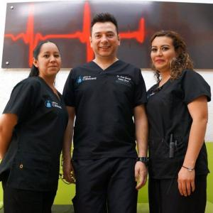 Dr. Jesús Gerardo Saldaña García - Médico General / Familiar